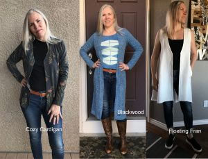 CANCELED: Sew It Your Way: Cardigan presented by Textiles West at TWIL at the Manitou Art Center, Manitou Springs CO