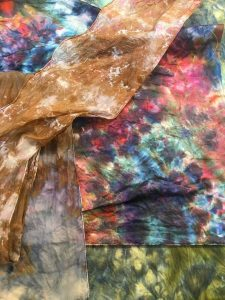 Alternative Processes with Fiber Reactive Dyes presented by Textiles West at TWIL at the Manitou Art Center, Manitou Springs CO