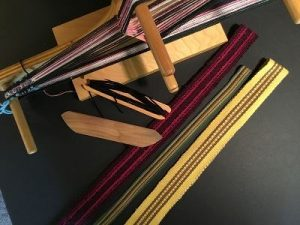 Inkle Weaving presented by Textiles West at TWIL at the Manitou Art Center, Manitou Springs CO