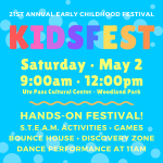 CANCELED: 21st Annual Kidsfest presented by Ute Pass Cultural Center at Ute Pass Cultural Center, Woodland Park CO