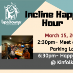March Incline Happy Hour presented by UpaDowna at ,