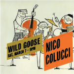 The Nico Colucci Quartet presented by The Wild Goose Meeting House at The Wild Goose Meeting House, Colorado Springs CO