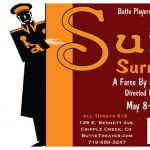 CANCELLED: 'Suite Surrender' presented by Butte Theatre at Butte Theatre, Cripple Creek CO