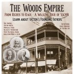 CANCELED: The Woods Empire: From Riches to Rags presented by Southern Teller County Focus Group at Victor Lowell Thomas Museum, Victor CO