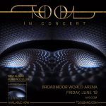 Tool presented by Broadmoor World Arena at The Broadmoor World Arena, Colorado Springs CO