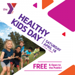 YMCA Healthy Kids Day presented by YMCA of the Pikes Peak Region at UCHealth Park, Colorado Springs CO