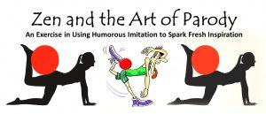 Write Brain: Zen and the Art of Parody presented by Pikes Peak Writers at Online/Virtual Space, 0 0