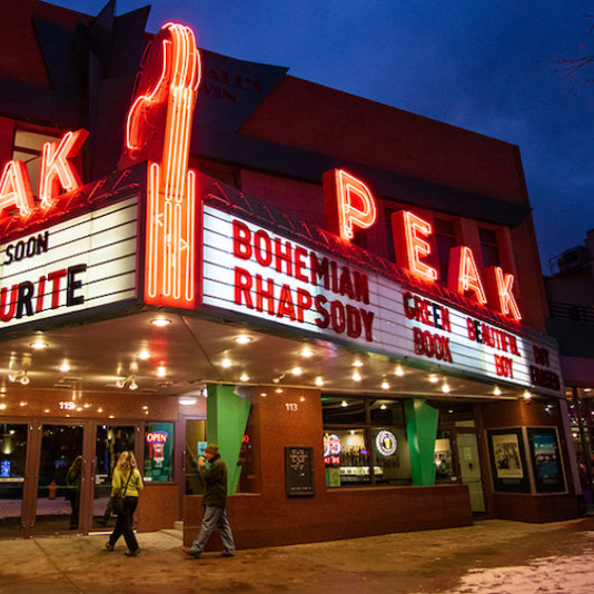 Kimball's Peak Three Theater Virtual Screenings presented by Pikes Peak Library District Virtual Book Club at Online/Virtual Space, 0 0