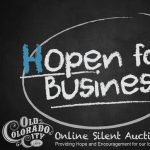 HOPEn For Business in Old Colorado City presented by Historic Old Colorado City at Online/Virtual Space, 0 0