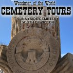 CANCELED: Sunnyside Cemetery Tours presented by Victor Lowell Thomas Museum at Victor Lowell Thomas Museum, Victor CO