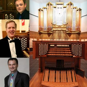 CANCELED: Organ Spectacular VI presented by Chamber Orchestra of the Springs at First United Methodist Church, Colorado Springs CO