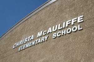 Christa McAuliffe Elementary at Cimarron Hills located in Colorado Springs CO