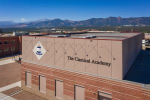Classical Academy located in Colorado Springs CO