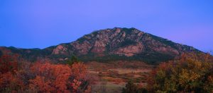 Cheyenne Mountain State Park located in Colorado Springs CO