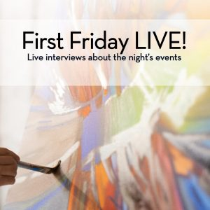 First Friday Live presented by Studio 809 at Online/Virtual Space, 0 0