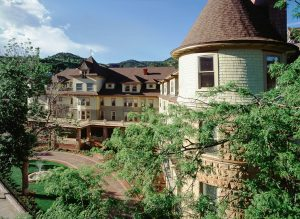Cliff House located in Manitou Springs CO