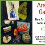 Arati Artists Gallery Reopening Show presented by Arati Artists Gallery at Arati Artists Gallery, Colorado Springs CO