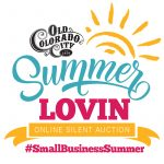 Old Colorado City Summer Lovin' Silent Auction presented by Historic Old Colorado City at Online/Virtual Space, 0 0
