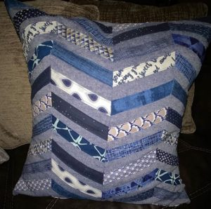 Chevron Pillow Class presented by  at ,