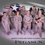 USAFA Band Pegasus presented by Grace and St. Stephen's Episcopal Church at Grace and St. Stephen's Episcopal Church, Colorado Springs CO