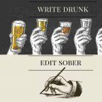 Virtual Write Drunk, Edit Sober presented by Pikes Peak Writers at Online/Virtual Space, 0 0