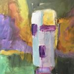 Figurative Abstract Work by Juila McMinn Evans presented by Julia McMinn Evans at ,