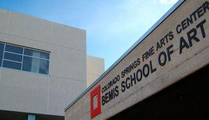 Bemis School of Art at the Colorado Springs Fine Arts Center at Colorado College located in Colorado Springs CO