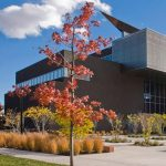 Colorado College – Edith Kinney Gaylord Cornerstone Arts Center located in Colorado Springs CO