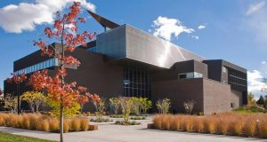 Colorado College – Edith Kinney Gaylord Cornerstone Arts Center located in Colorado Springs CO