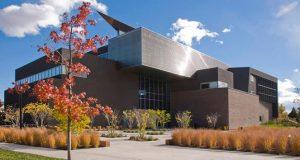 Colorado College – Edith Kinney Gaylord Cornerstone Arts Center Film Screening Room located in Colorado Springs CO