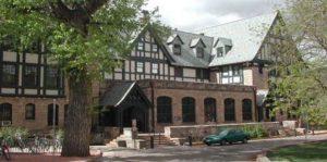 Colorado College – Bemis Hall located in Colorado Springs CO