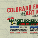 Colorado Farm and Art Market presented by Colorado Farm and Art Market at The Margarita at Pine Creek, Colorado Springs CO
