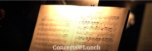 Virtual Concerts at Lunch Series presented by Grace and St. Stephen's Episcopal Church at Online/Virtual Space, 0 0
