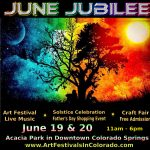 June Jubilee presented by Acacia Park at Acacia Park, Colorado Springs CO