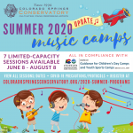 Summer Music Camps for Kids & Teens presented by Colorado Springs Conservatory at Colorado Springs Conservatory, Colorado Springs CO