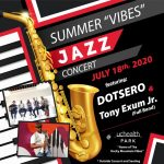 "The Outdoor Summer ""Vibes"" Jazz Concert presented by Stargazers Theatre & Event Center at UCHealth Park, Colorado Springs CO"