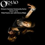 Parking Lot Tribal Fusion Jam with Donna Mejia presented by Ormao Dance Company at Ormao Dance Company, Colorado Springs CO