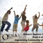 Parking Lot Improvising Community with Shawn Womack presented by Ormao Dance Company at Ormao Dance Company, Colorado Springs CO