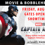 Movie Night and Bobblehead Giveaway presented by Rocky Mountain Vibes Baseball at UCHealth Park, Colorado Springs CO