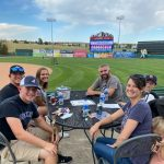 Ballpark Happy Hour presented by Rocky Mountain Vibes Baseball at UCHealth Park, Colorado Springs CO