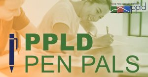PPLD Pen Pals presented by PPLD: Rockrimmon Library at PPLD - Rockrimmon Branch, Colorado Springs CO