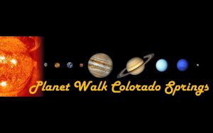 Space Art Contest and Solar System Walking Tour presented by Space Art Contest and Solar System Walking Tour at America the Beautiful Park, Colorado Springs CO