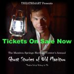 SOLD OUT: Ghost Stories of Old Manitou Walking Tours presented by Manitou Springs Heritage Center at Manitou Springs Heritage Center, Manitou Springs CO