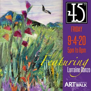 Lorraine Danzo presented by 45 Degree Gallery at 45 Degree Gallery, Colorado Springs CO