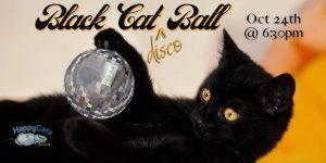 Black Cat Disco Ball Virtual Gala presented by Black Cat Disco Ball Virtual Gala at Online/Virtual Space, 0 0