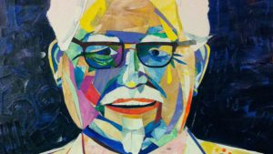 Make Your Portrait Pop with Collage presented by Bemis School of Art at the Colorado Springs Fine Arts Center at Colorado College at Online/Virtual Space, 0 0