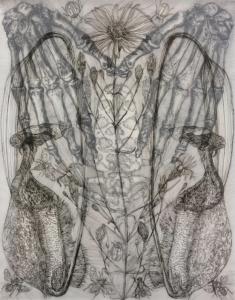 Danielle Rae Miller presented by GOCA (Gallery of Contemporary Art) at GOCA 121, Colorado Springs CO