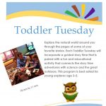 Toddler Tuesday presented by Garden of the Gods Visitor & Nature Center at Garden of the Gods Visitor and Nature Center, Colorado Springs CO