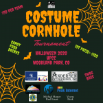 Costume Cornhole presented by City of Woodland Park at Ute Pass Cultural Center, Woodland Park CO