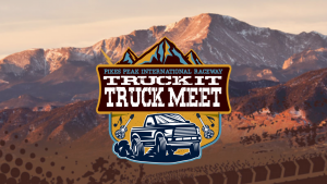 TruckIt Truck Meet presented by Pikes Peak International Raceway at Pikes Peak International Raceway, Fountain CO